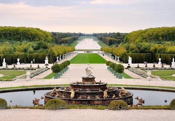 версальский парк фото