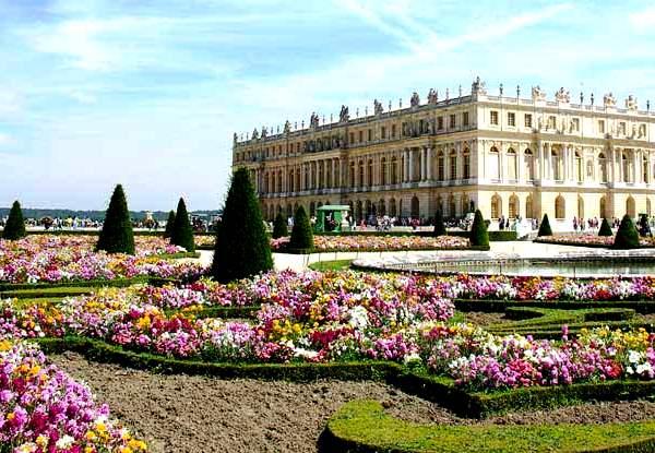 версальский парк описание фото