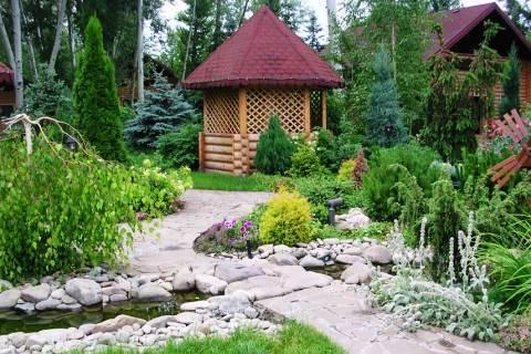 Пейзажный стиль