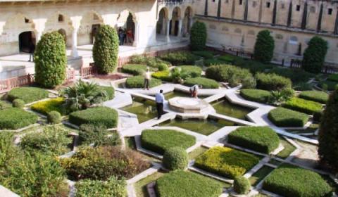 Регулярный сад. Фото 2