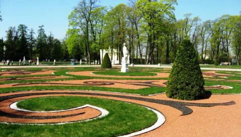 Партерный газон. Фото 2