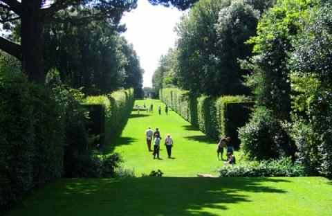 Сад Хидкот Мэнор в графстве Глостершир